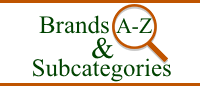 Brands & Subcategories