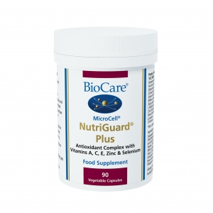 MicroCell NutriGuard Plus (Antioxidant) 90 Capsules