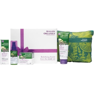 Avalon Organics Brilliant Balance Skin Care Gift Set