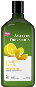 Avalon Organics Clarifying Lemon Conditioner 325ml