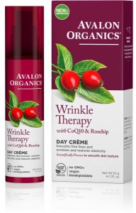 Avalon Organics Wrinkle Therapy CoQ10 Day Cream 50ml