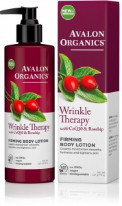 Avalon Organics Wrinkle Therapy CoQ10 Ultimate Firming Lotion 230ml