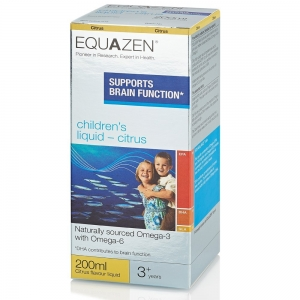 Equazen Children's Liquid Citrus 200ml