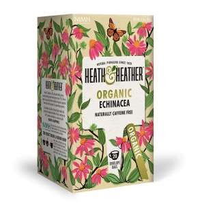 Heath & Heather Organic Echinacea 20 Bags