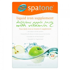 Nelsons Spatone Apple With Vitamin C 28 Day Supply