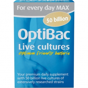 OptiBac Every Day MAX 30 Capsules