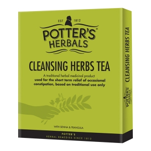 Potter's Cleansing Herbs Tea