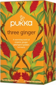 Pukka Three Ginger Tea 20 Sachets