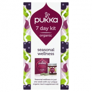 Pukka Seasonal Wellness 7 Day Kit