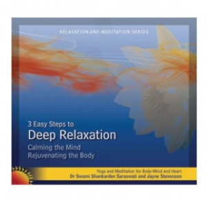 Pukka 3 Easy Steps To Relaxation CD