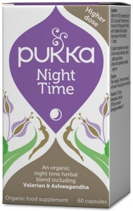 Pukka Night Time 30 Capsules