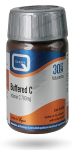 Quest Buffered C 700mg 30 Tablets