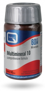 Quest Multimineral 10 60 Tablets