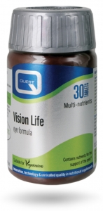 Quest Vision Life 30 Tablets