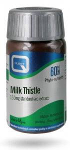 Quest Milk Thistle 150mg 60 Tablets