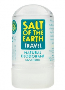 Salt Of The Earth Crystal Travel Deodorant 50g