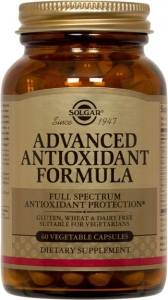 Solgar Advanced Antioxidant Formula 30 Capsules