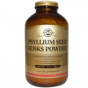 Solgar 100% Pure Psyllium Seed Husks Powder 280g