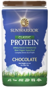 Sunwarrior Classic Protein Chocolate 1kg