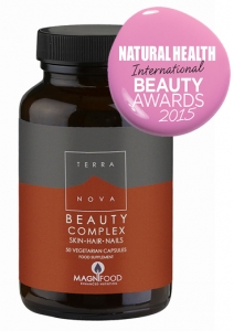 Terra Nova Beauty Complex Skin-Hair-Nails 100 Capsules