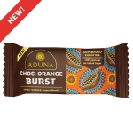 Aduna Choc-Orange Burst Energy Bar 40g