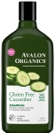 Avalon Cucumber Gluten Free Shampoo 325ml