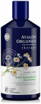 Avalon Organics Medicated Anti-Dandruff Shampoo 414ml
