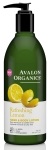 Avalon Lemon Hand & Body Lotion 340g