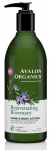 Avalon Organics Rejuvenating Rosemary Hand & Body Lotion 340g