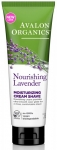 Avalon Nourishing Lavender Moisturizing Shave Cream 227g
