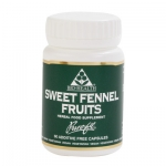 Bio Health Sweet Fennel Fruits 60 Capsules