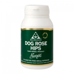 Bio-Health Dog Rose Hips 120 Capsules