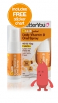 BetterYou DluxJunior Vitamin D3 Oral Spray 15ml