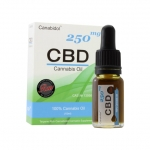 Canabidol CBD Cannabis Oil RAW 250mg 10ml