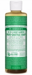 Dr Bronner's 18-in-1 Hemp Almond Pure-Castile Soap 237ml