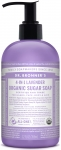 Dr Bronner's 4-In-1 Lavender Organic Sugar Soap 356ml