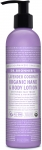 Dr Bronner's Organic Lavender & Coconut Lotion 236ml
