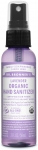 Dr Bronner's Lavender Organic Hand Sanitizer Spray 59ml