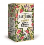 Heath & Heather Organic Lavender & Echinacea 20 Bags