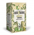 Heath & Heather Organic Camomile 20 Bags