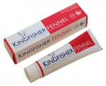 Kingfisher Fennel Natural Toothpaste (With Fluoride) 100ml