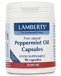 Lamberts Peppermint Oil Capsules 50mg