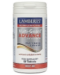 Lamberts Multi-Max Advance (With Lutein & Plant Extracts) 60 Tablets
