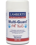 Lamberts Multiguard for Kids 100 Tablets