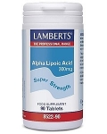 Lamberts Alpha Lipoic Acid 250mg 90 Tablets