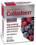 Coladeen Maximum Strength (Antocyanidins 160mg) 60 Tablets