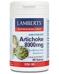 Lamberts Artichoke Extract 8000mg 180 Tablets