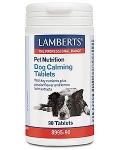 Lamberts Dog Calming 90 Tablets