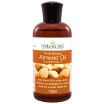 Natures Aid Almond Oil 150ml