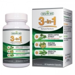 Natures Aid 3-in-1 Natural Formula 60 Capsules